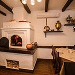 зал ресторана Бурлак в Рыбинске
